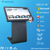 42 inch lcd advertising player with ir touch screen