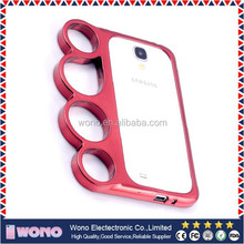 new chrome knuckle case for samsung galaxy s5