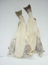 Dry Salted Bacalhau Gadus morhua size 10/12