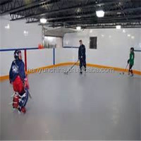 flexible pe boards/ good ice rink floor/ Sports Flooring Surface