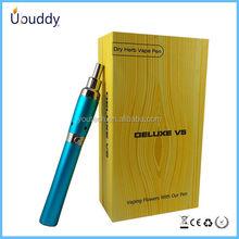 Top sales electronic cigarette custom big vaporizer wooden vaporizer pen