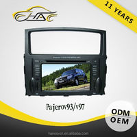 for mitsubishi montero sports double din car dvd gps