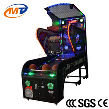 2015 new coin operated arcade basketball game machine indoor street basketball game