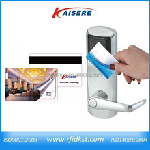 ISO standard contactless RFID access control card
