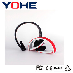 Fashion style rechargeable foldable headband bluetooth headphone with mic
