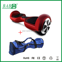 1-2h charging time 700w power balance hover board 2 wheels self balancing scooter skateboard with 6.5inch tyre size