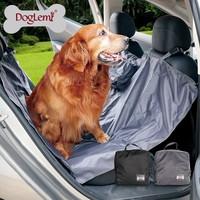Trade Assurance waterproof heavy duty pet car rear seat cover dog cat protective mat