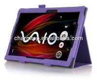 2014 New Stand Leather Case For Sony Xperia Z2 Tablet