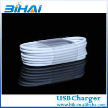 CE approved Mfi Manufacturing Licensee MFi Data Cable Charge Cable for iPhone6/5S/5 apple