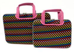 Colorful Cheap Laptop Sleeve,Fashion Neoprene Laptop Sleeve,Neoprene Laptop Sleeve Wholesale