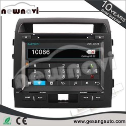 Factory offer reliable quality double din dvd for toyota for Automobile seller and Used Car Dealers