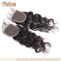 factoty outlet 8a grade cheap brazilian hair lace closure