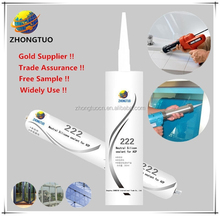 Excellent adhesion neutral cure weatherproof silicone sealant