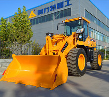 Chinese Garden Tractor Front End Wheel Loader For Sale With Agricultural Tyre