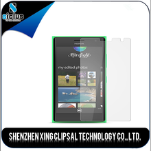 2015 hot sell product Super Hard 9H Coated anti-broken premium tempered glass screen protector for nokia lumia 625