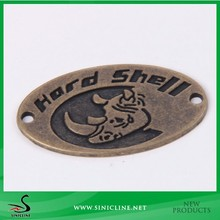 High Quality Classic Metal Label Made In China