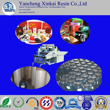 water based cold lamination glue for paper with plastic film