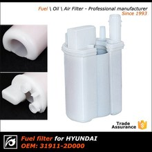 Universal components of fuel filter 31911_2D000