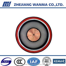 high voltage 800mm2 copper cable prices