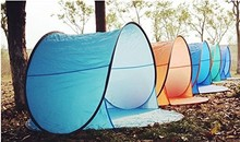 3 Persons Instant Portable Pop Up Beach Sun Shelter Manufacturer