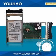 Super Quality Server Hard Disk HDD For IBM DS3524 Buy Server Hard Drive 81Y9891 15K 300GB 2.5inch SAS HDD 5206