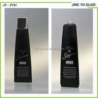 Wholesale 500ML Glass Bottle Manufacturer China spary frosted Empty Vodka Glass Bottles