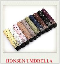 honsen fashional lady umbrella/ lady parasol umbrella pink umbrella