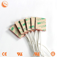 3D Printer silicone flexible heater /UL/ISO9001/ROSH