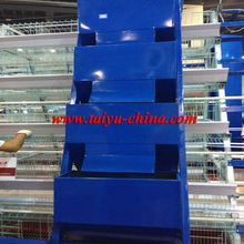 Taiyu ayer breeder battery cage With Hand Controling Feeding Equipment