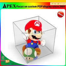 Ab-000003 Lego лучшие продажи акриловая коробка, оргстекло коробка дисплея, прозрачный акриловый коробки