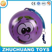 kids plastic chain toys football soccer training kit set