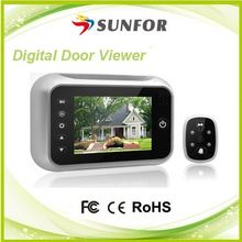 cheap mini christmas lights smart hd lcd digital door peephole viewer camera