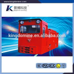 14 т подземный рудник аккумулятор локомотив ; добыча маневровых локомотив