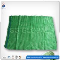 Raschel plastic mesh cucumber packaging bag