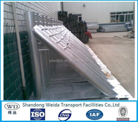 High Tension Decorative Cable Guardrail Soft Guardrail