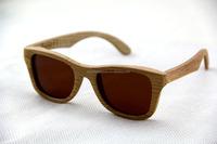 colorful lenses wooden bamboo sunglasses, wayfarer handmade skateboard sun glasses