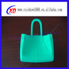 2014 new model bag rubber bag silicone tote bag