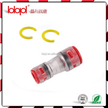 Reducer fittings(BRE),reducering coupling,microduct reducer connector,plastic pipe reducer