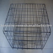 Collapsible Animal Cages (factory)