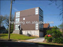 amazing 3 x 40ft used container house