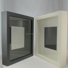 duvar gölge kutusu ucuz plastik fotoğraf çerçevesi plastik resim çerçevesi profilleri