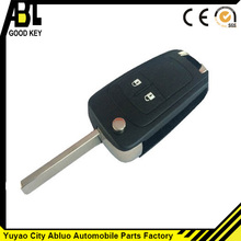 albcs black key case for chevrolet cruze cover 2 button