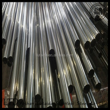 304 Polished Stainless steel pipe/tube
