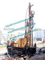 hydraulic crawler water well drilling machine