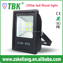 Professional Supplier Decoration Outdoor projector lamp/Waterproof 200w led flood light