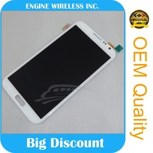 Hot selling lcd touch screen digitizer oem for samsung t889 note ii best price