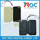 2013 para a caixa do telefone móvel do couro do carrinho 5G do iPh 5 para o tipo da caixa do telefone 5 de I