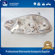 Auto Car Body Parts Left Head Lamp/Head Light OE 81170-02400 For Corolla