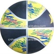 12 Panel Basketball---RA015