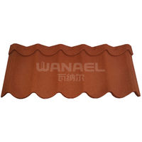 Wanael stone coated steel roof sheet/color roof philippines/Korea technology, high quality